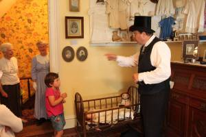 Steele County Historical Society Teddy Roosevelt visit