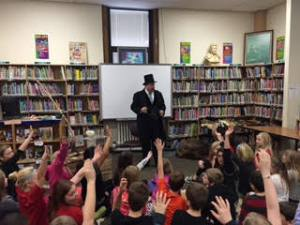 TR at Roosevelt Elementary