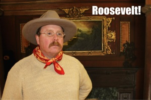 Roosevelt! the play
