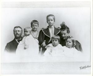 Roosevelt-family-in-1895